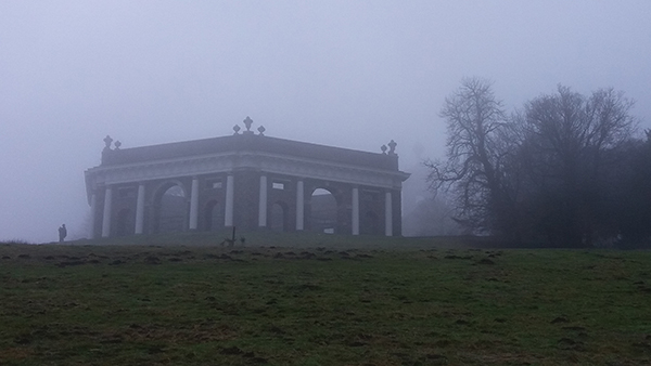 West Wycombe mausoleum